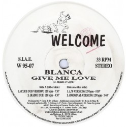 Blanca  ‎– Give Me Love