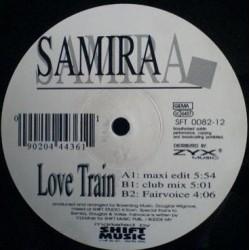 Samira – Love Train
