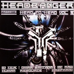 Headbanger ‎– Head To Head Vol. 3 (DISCO DOBLE)