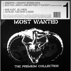 Masters Of Hardcore - Most Wanted Collection 1