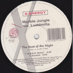 Murble Jungle Feat. Luddmilla – The Beat Of The Night