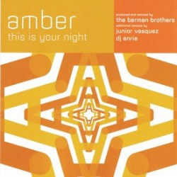 Amber ‎– This Is Your Night (SE SALE¡¡)