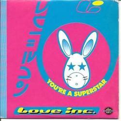 Love Inc – You're A Superstar