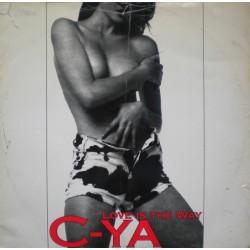 C-YA – Love Is The Way