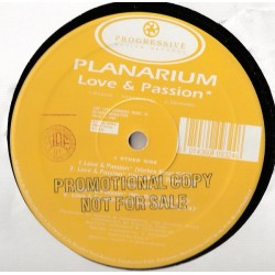 Planarium ‎– Love & Passion (Remix)