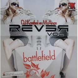 DJ Kasthel vs McAnan - Rever Vol. 1 - Battlefield