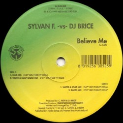 Sylvan F. -vs- DJ Brice - Believe Me (ITALIANO)