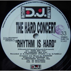 The Hard Concert – Rhythm Is Hard