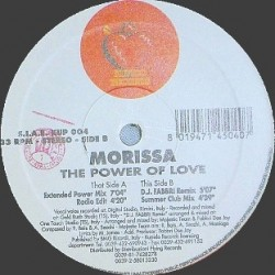 Morissa ‎– The Power Of Love