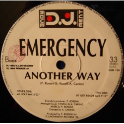 Emergency ‎– Another Way