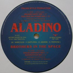 Aladino ‎– Brothers In The Space