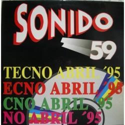 Sonido 59 Techno Abril '95
