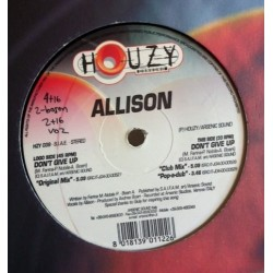 Allison ‎– Don't Give Up