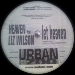 Heaven  – Let Heaven
