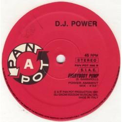 DJ Power – Everybody Pump