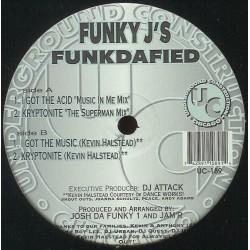 Funky J's – Funkdafied