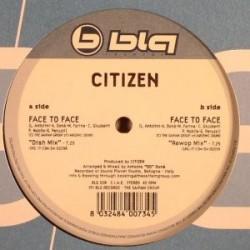 Citizen – Face To Face
