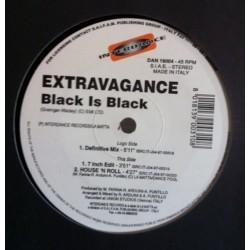 Extravagance – Black Is Black