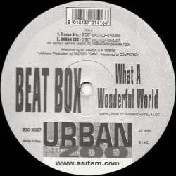 Beat Box  ‎– What A Wonderful World