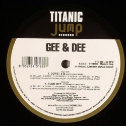 Gee & Dee – Oops! / Funk Off