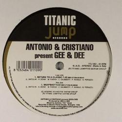 Antonio & Cristiano Present Gee & Dee – Return To A Classic