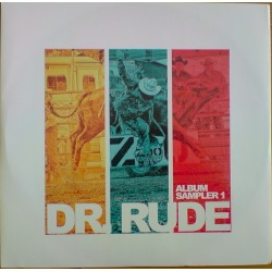 Dr. Rude  ‎– Album Sampler 1
