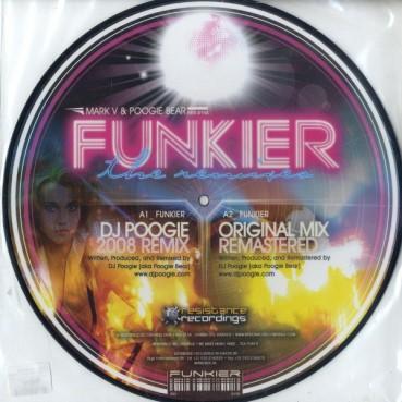 Mark V. & Poogie Bear – Funkier (The Remixes)