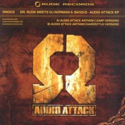 Dr. Rude  Meets DJ Norman & Bass-D – Audio Attack EP