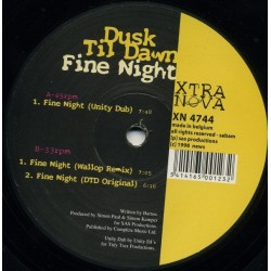 Dusk Til Dawn – Fine Night (IMPORT)