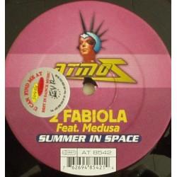 2 Fabiola Feat. Medusa  – Summer In Space (IMPORT)
