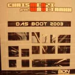 Chris Menzi  Pres. Wavetraxx – Das Boot 2003
