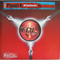 Planet K ‎– All System Go
