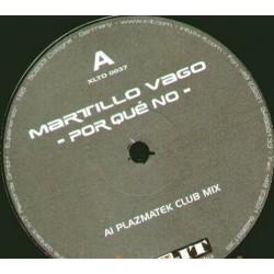 Martillo Vago – Por Que No (PlazmaTek Club Mix)