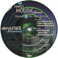 The Hard House Firm Vol. 2 - The New School  (IMPORT)