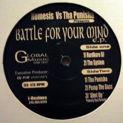 Nemesis vs. Tha Punisha – Battle For Your Mind EP