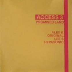 Access 3 - Promised Land(segunda mano,disco doble perfecto¡)