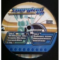 Menace Records - Energized EP