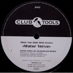 Mark Van Dale With Enrico ‎– Water Verve