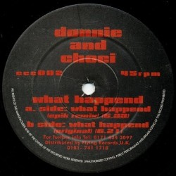 Donnie  & Choci – What Happend
