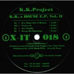 KK Project – KK's House EP Vol. 2