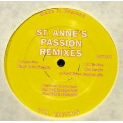 St. Anne's Passion – Get The Hoe (Remixes Import)
