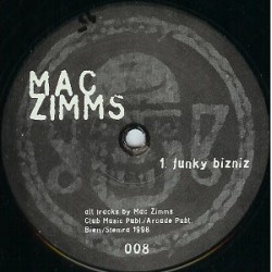 Mac Zimms – Funky Bizniz