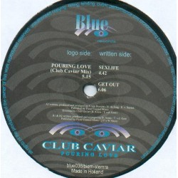 Club Caviar ‎– Pouring Love