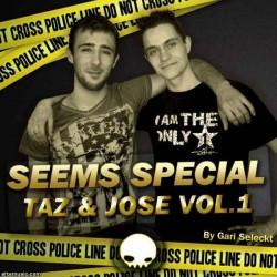 Gary Seleckt Pres Seems - Taz & Jose Vol 1