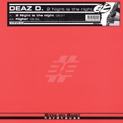 Deaz D ‎– 2 Night Is The Night
