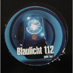 Blaulicht 112 - Geht Los (COPIA IMPORT,TEMON REMEMBER¡¡¡¡)