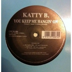 Katty B - You Keep Me Hangin' On (TEMAZO¡¡)