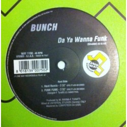 Bunch ‎– Do You Wanna Funk