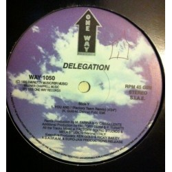 Delegation - Call Me / You And I (Remix)