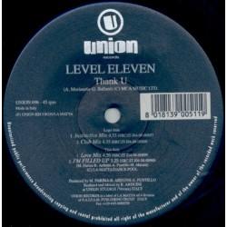 Level Eleven – Thank U